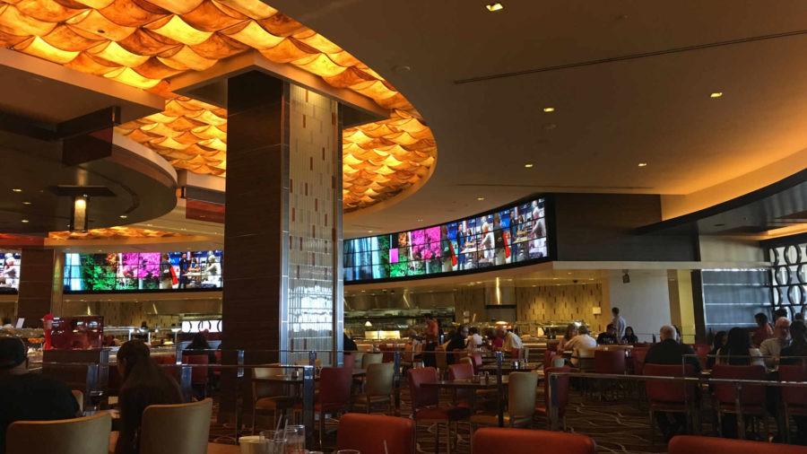 """M"" Resort Buffet Las Vegas"
