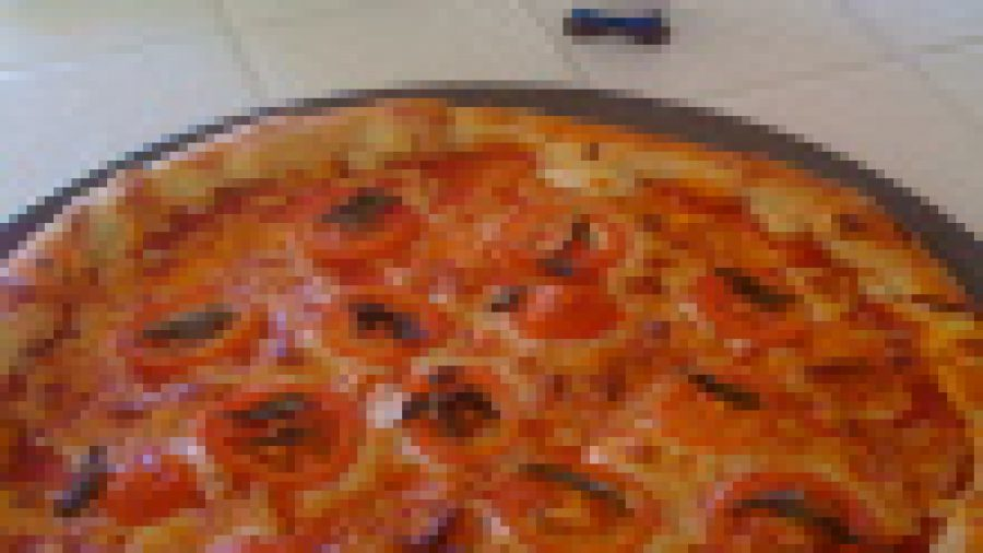Pizza Ummmm !