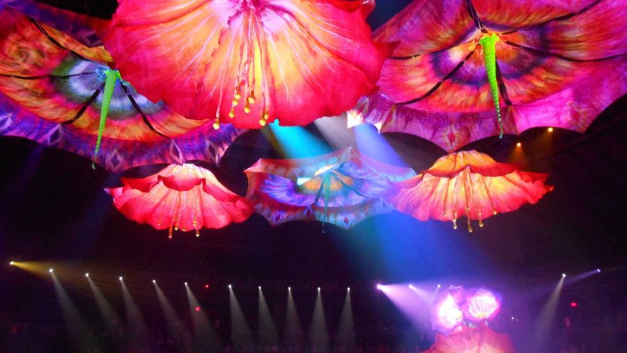Le Rêve ( O sonho ) @ Wynn Las Vegas