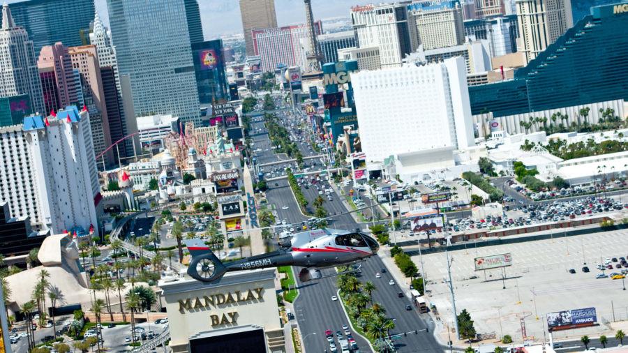 Transporte em Las Vegas, de bus a limo ! Tem de tudo !