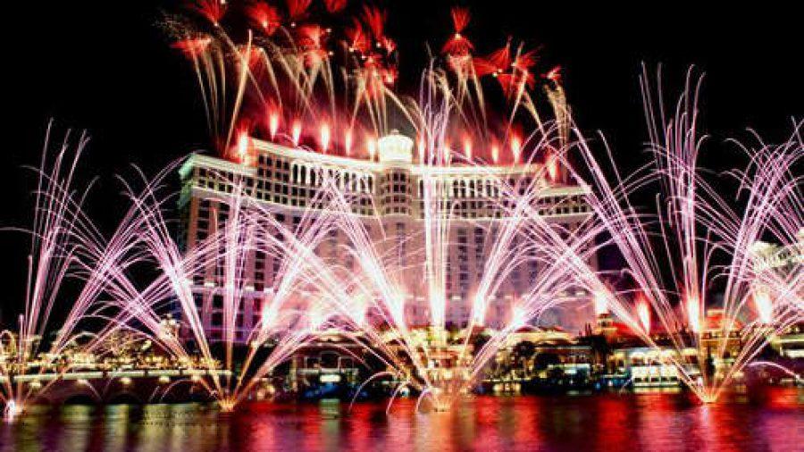 Ano Novo em Vegas 2016-2017 – New Year's Eve 2016-2017